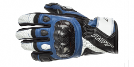 RST Stunt III CE Gloves Blue